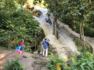 Sabbath - LaHu Village, Interviewing Bairs, and Sticky Falls