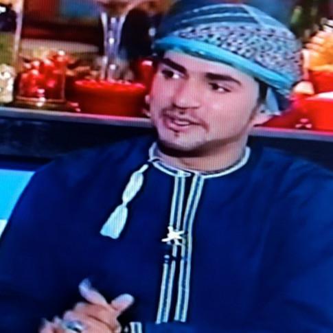 لقائي في برنامج (على السحور) - رمضان 2010