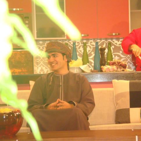 لقائي في برنامج (على السحور) - رمضان 2009