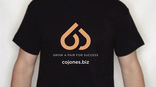 Cojones T Shirt