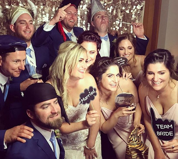 Bridal Party Goals Photobooth