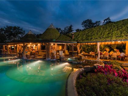 Origins Lodge - Restaurant