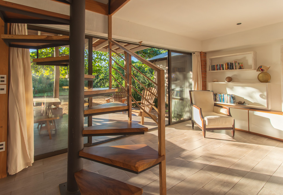 Living Room Casa Nico