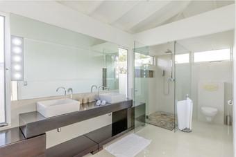 Casa St Bart - Bathroom
