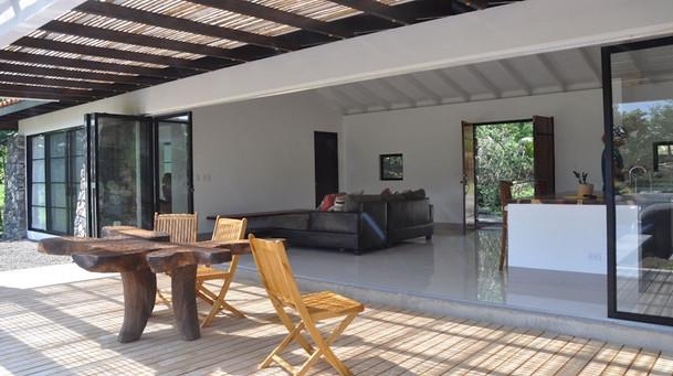 Casa Guanacaste - Living Room