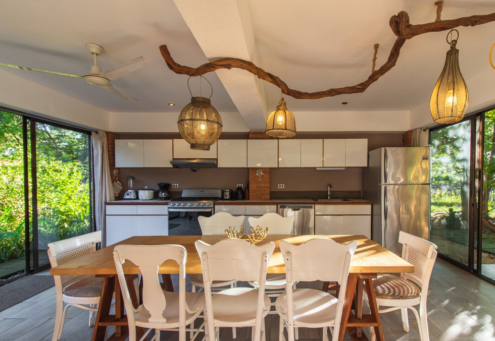 Kitchen Casa Nico