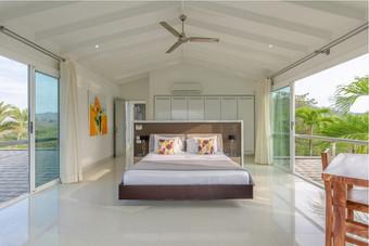 Casa St Bart - Bedroom