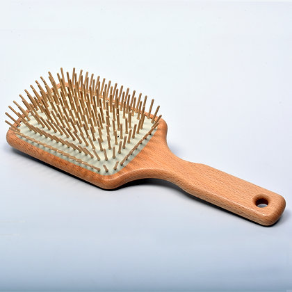 Mähnenbürste Paddel Holz