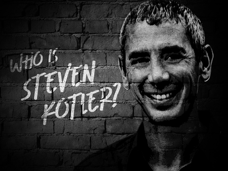 """Ten Failed Attempts To Write An Answer To The Question: """"Who Is Steven Kotler?"""""""