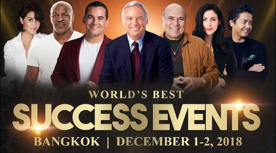 Celebrity Live Event in Thailand