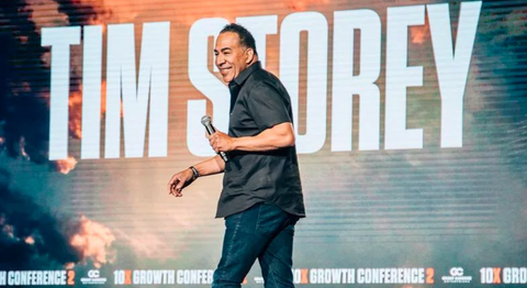 Bestselling Book Launch w/ Celebrity Life Coach Tim Storey