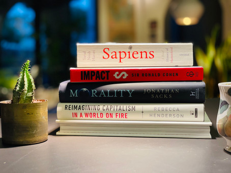 Knowledge is Power: My Impact Reading List