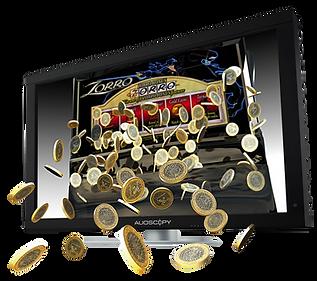 Réalisation du premier réseau d'affichage numérique dynamique 3D au Canada pour Rothman's, Benson & Hedges
