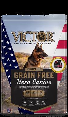 Hero Canine Grain Free