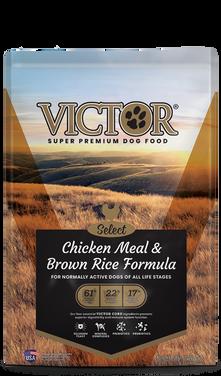 Chicken & Brown Rice