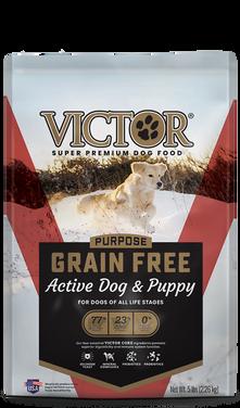 Active Dog & Puppy Grain Free