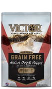 Active Dog & Puppy Grain Free