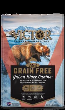 Grain Free Yukon Salmon