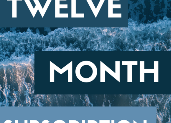 12 Months of Wave Boxes