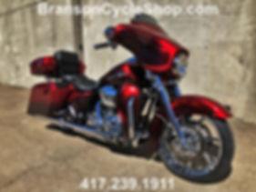2012 Harley Davidson Street Glide CVO