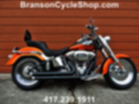 2011 Harley Davidson Fatboy