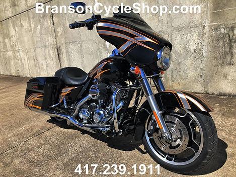 2013 Harley Davidson Street Glide