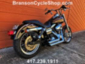 2012 Harley Davidson Dyna Super Glide