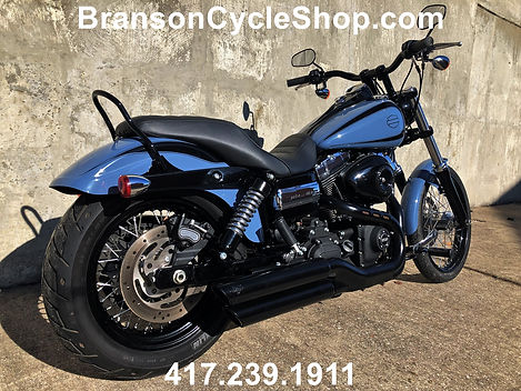 2012 Harley Davidson Dyna Wide Glide