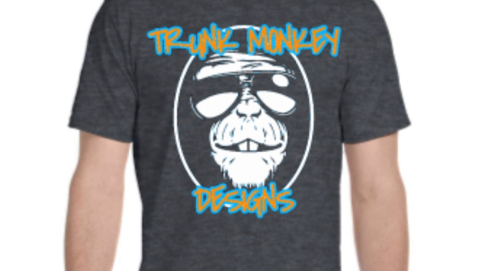 Trunk Monkey Designs Tee