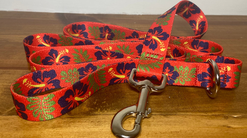 6ft Dual lead Magnum PI pet leash