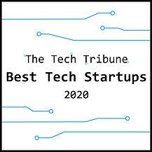 Best Tech Startups 2020 Badge
