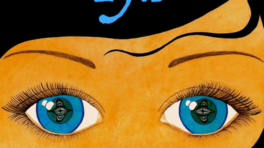Killer Whale Eyes children's book (audiobook cd inc.)