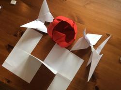 Jane origami
