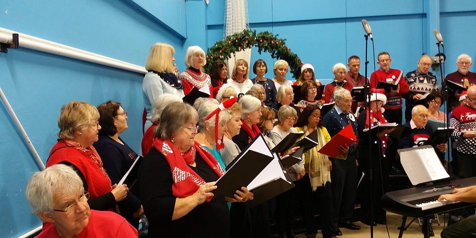Choir Practice 1st July 2021 7pm