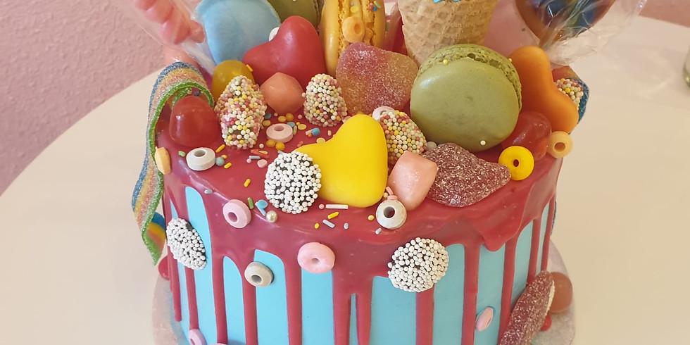 Workshop Candy Dripcake