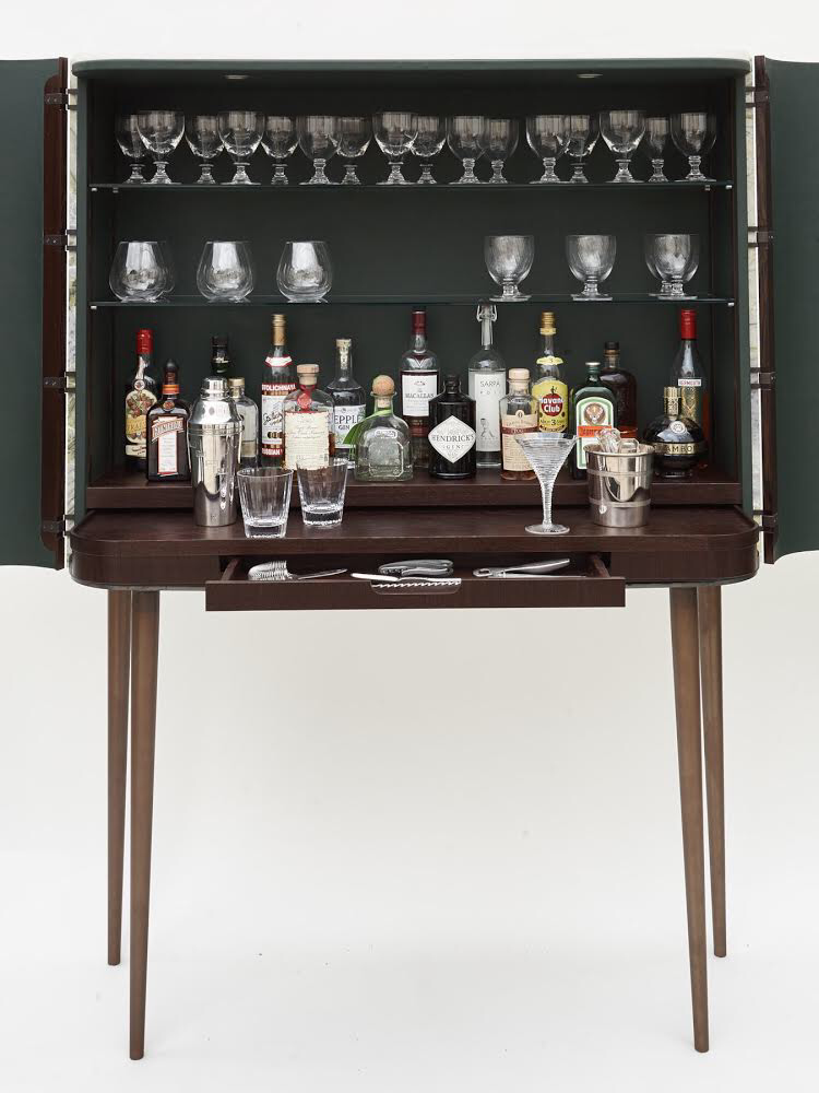 Drinks Cabinet, private commission. 2016