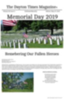 The Dayton Times Magazine Article_Memora
