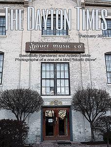 Dayton Times Cover_Huaer Music Company.j