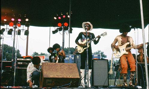Funk Band Slave Historic Photos Danny Webster