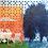 Thumbnail: Intervened Monoprint A3 Poolside No 8