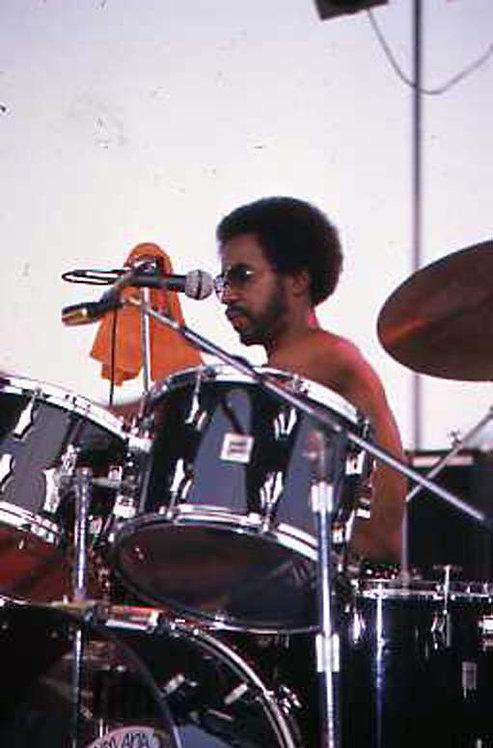 "Tim Dozier, Tiny ""Slave"" 1977 Ohio Jam, Columbus, Ohio  PN: 7295"
