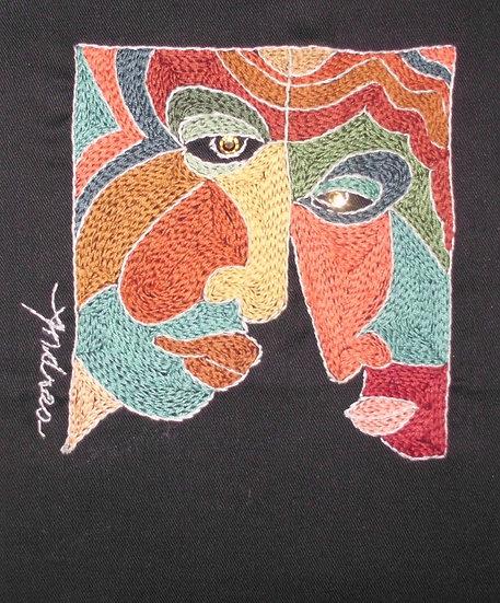 Seeing Eye to Eye -  by Andrea Cummings