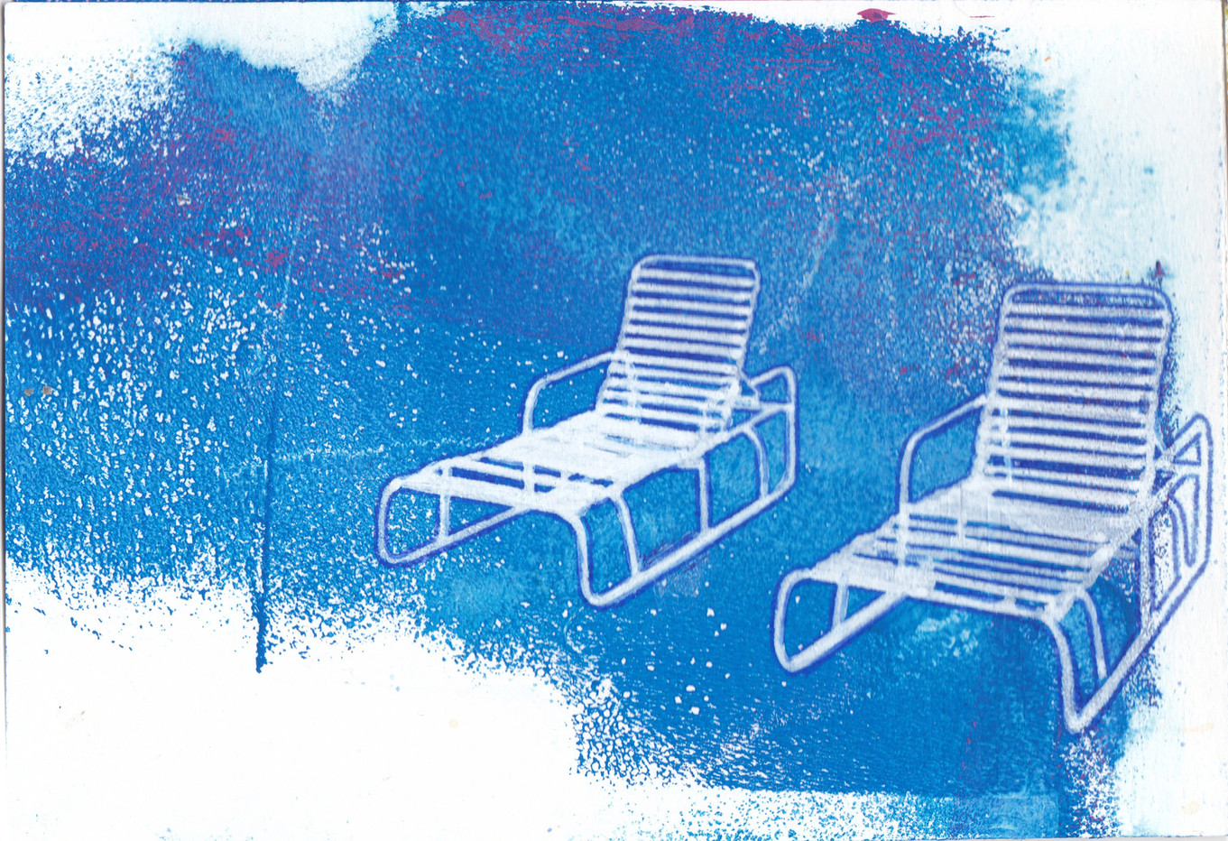 MONOPRINT CHAIR 1. 2017