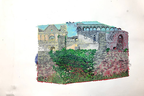 St Davids Bishop's Palace No1