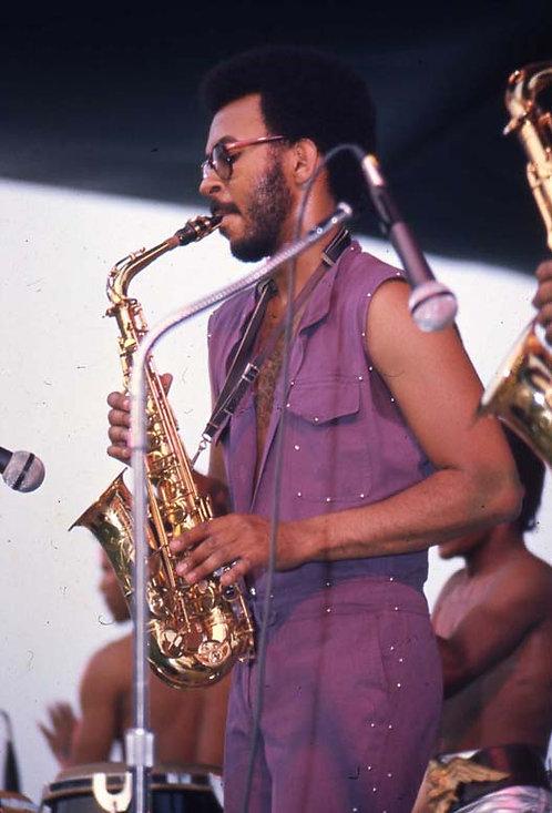 "Orion ""Bimmy"" Wilhoite,  1977 Ohio Jam , Festival Columbus PN 7298"