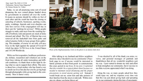 The Oakwood Front Porch Project