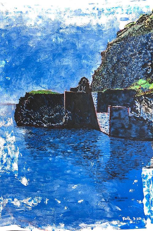 Blue Lagoon No1