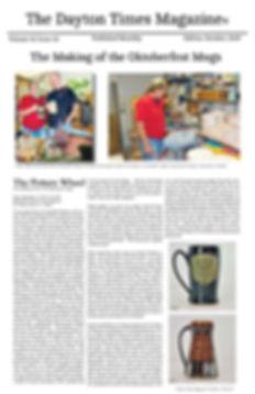 The Dayton Times Magazine Article_Potter