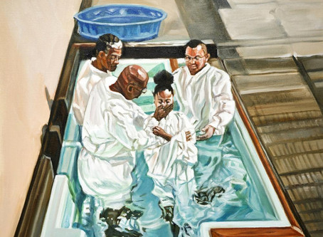 Exposition through Art-Historic African American Churches of Southwest Ohio