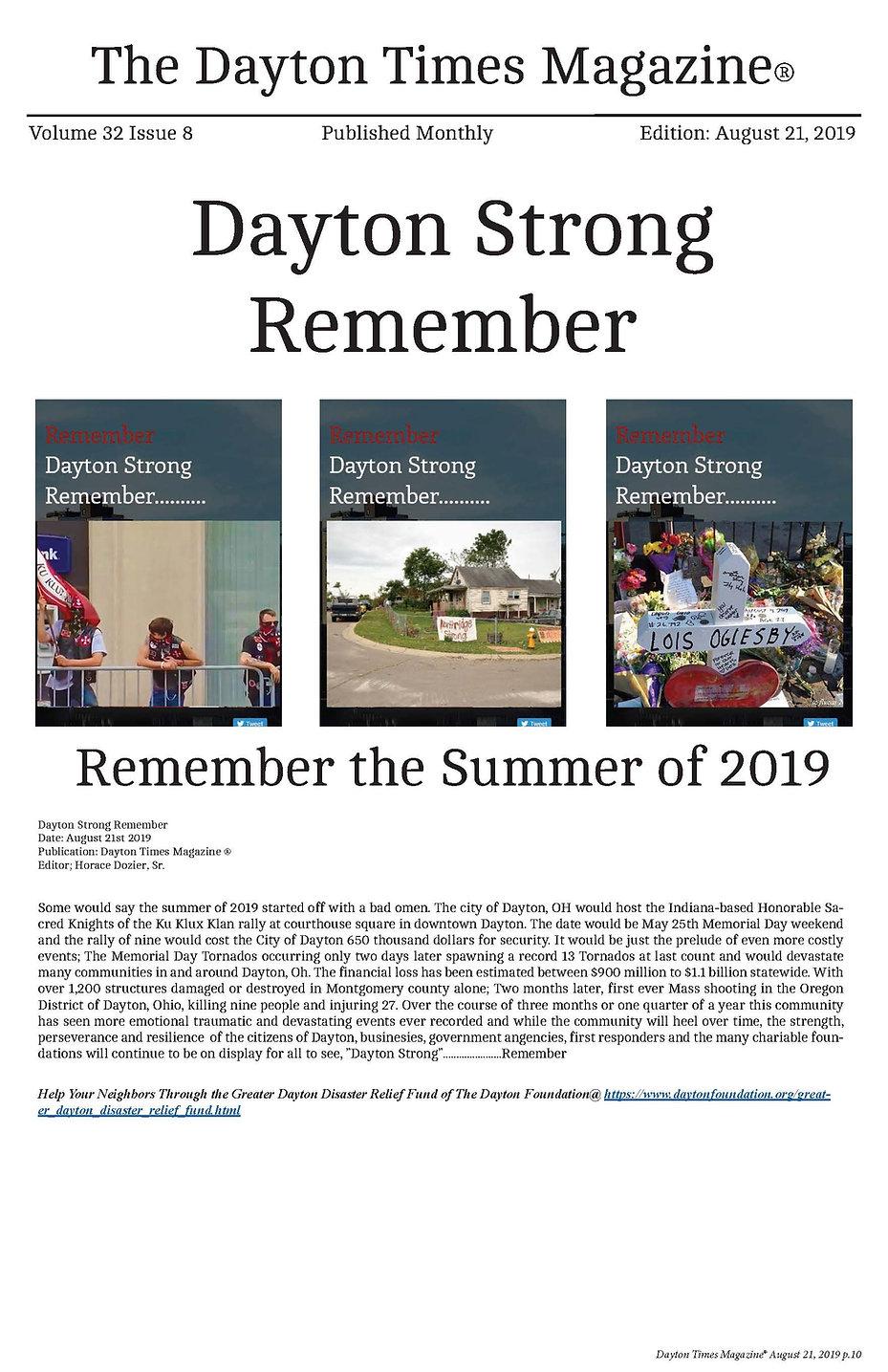 The Dayton Times Magazine Article_Rememb